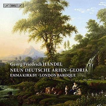 Handel, G.F.: Neun Deutsche Arien / Gloria