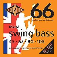 ROTOSOUND RS66EL ベース弦(4弦) (ロトサウンド)