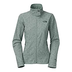 The North Face Calentito 2 Jacket Women's Balsam Green Heather Small