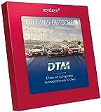 Erlebnis-Gutschein / mydays / DTM 2018 / 1 Wochenende für 2 Personen / Kategorie Silber / Inklusive Geschenkbox