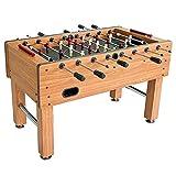 Tavolo da gioco sportivo 8 in 1, tavolo combinato multifunzione - Calcio da tavolo, ping p...