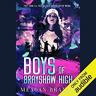 Boys of Brayshaw High audiobook cover art