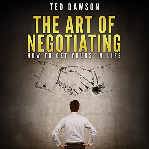 The Art of Negotiating audiobook cover art