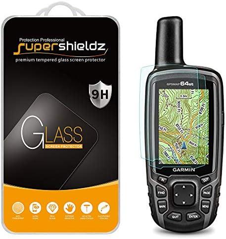 (2 Pack) Supershieldz Designed for Garmin GPSMAP...