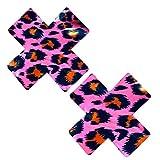 Neva Nude Pink PURfect Cheetah Velvet Crush X...