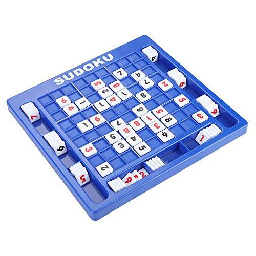 Sudoku bordspel, schaaknummer digitale puzzels wiskundig speelgoed om cijfers te leren, rekenen, spel educatief kinderspeelgoed voor kinderen volwassen