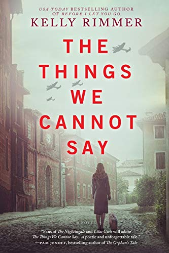 Image of The Things We Cannot Say: A Novel