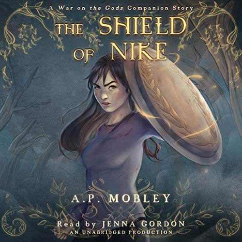 The Shield of Nike audiobook cover art