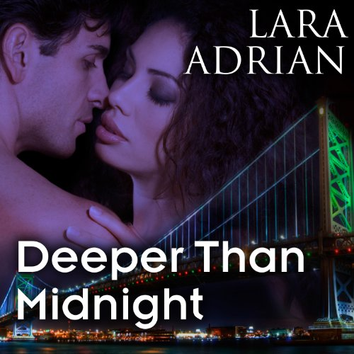 Deeper Than Midnight audiobook cover art