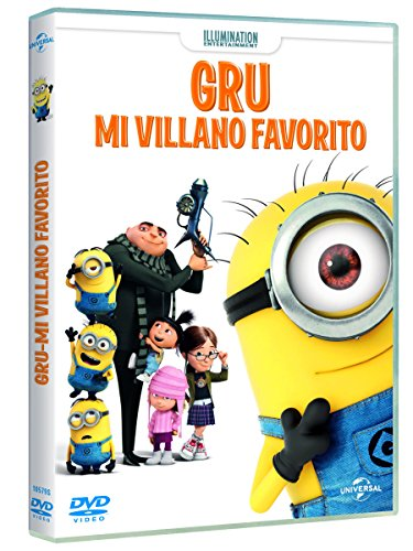 Gru: Mi Villano Favorito - Edición 2017 [DVD]