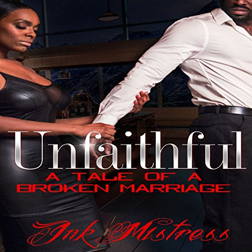 Unfaithful audiobook cover art