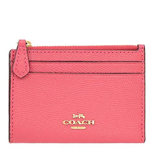 [コーチ] COACH 財布(コインケース) F88250 ポピー クロスグレーン レザー ミニ ID キーリング スキニー 2 レディース [アウトレット品] [ブランド] [並行輸入品]