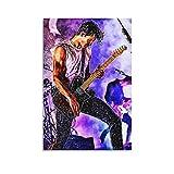 shujian ShawnS Mendes Gitarren-Poster und Wandkunstdruck,