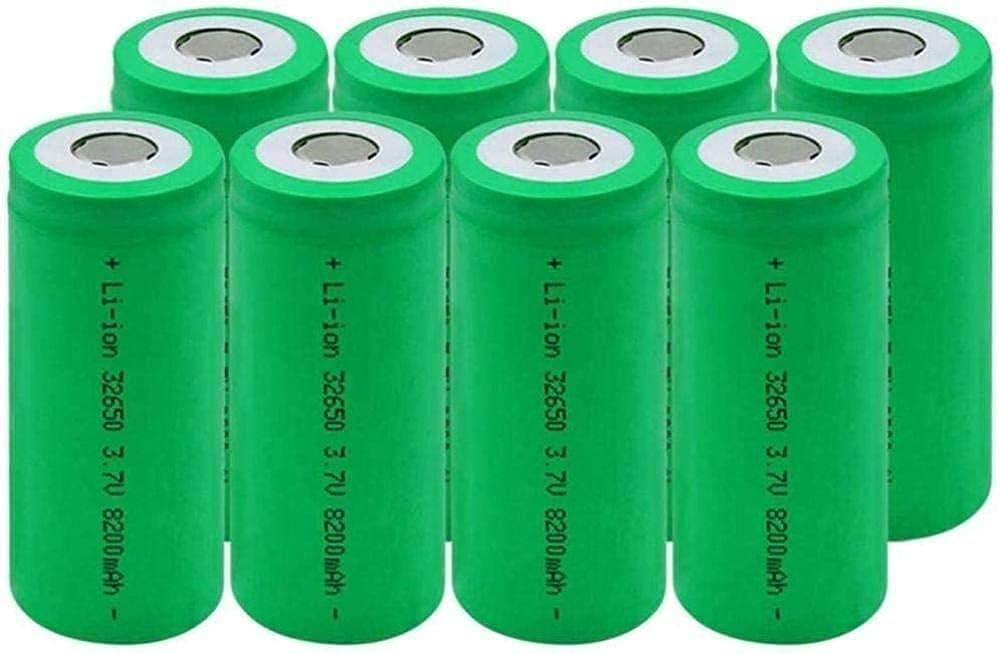 Li-Ion Battery 3.7V Nashville-Davidson Mall 2021new shipping free 8200Mah 32650 Discharge Lithium High