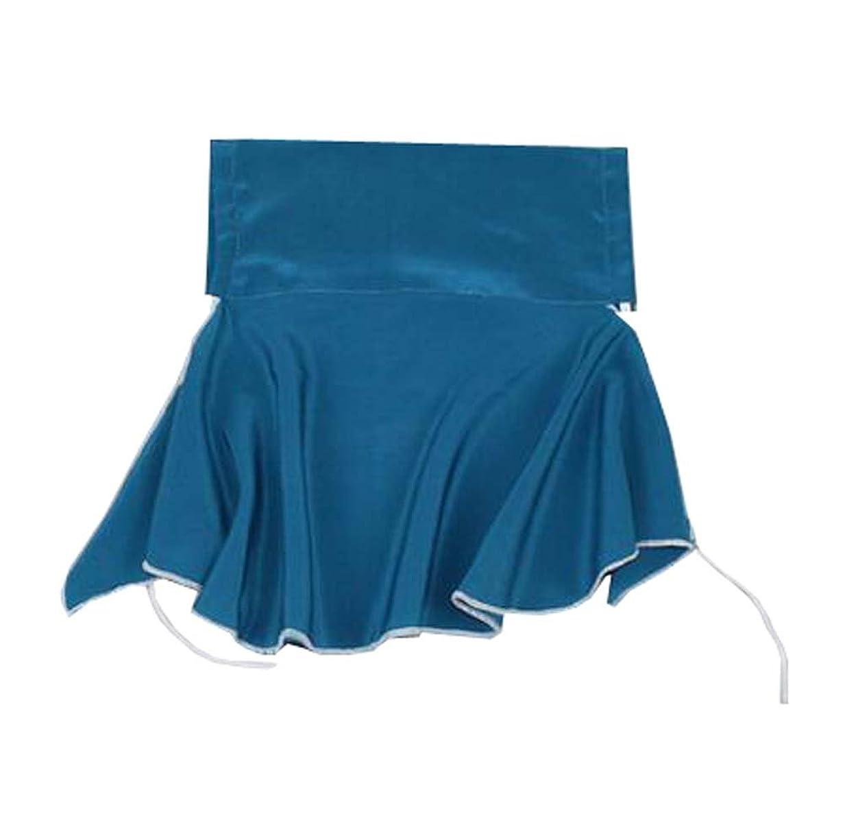 タイル散髪夕食を食べる通気性コージーシルクマウスマスクネックプロテクションアンチフォグ/ダストマスク/アンチUV - A2