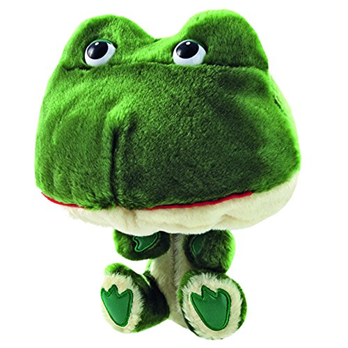 LONGRIDGE Club Hugger Head Cover - Frog