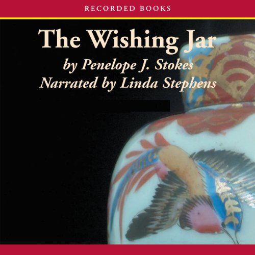 The Wishing Jar audiobook cover art