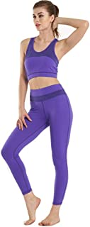Yoga Wear Tight Sport Suits Women's Sweatsuits Yoga Jogging Tracksuits