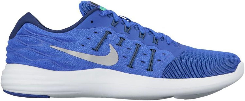 Nike Nike Nike Mans Lunarestelos Nylon springaning skor  unik design