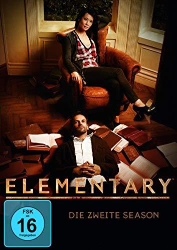 Elementary - Die zweite Season [6 DVDs]