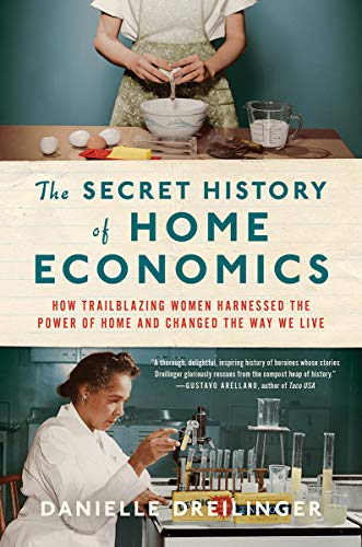 cover, The Secret History of Home Economics