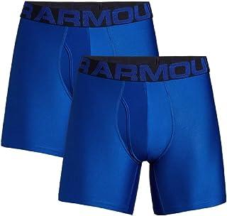 Under Armour Men's Tech 6-inch Boxerjock 2-Pack