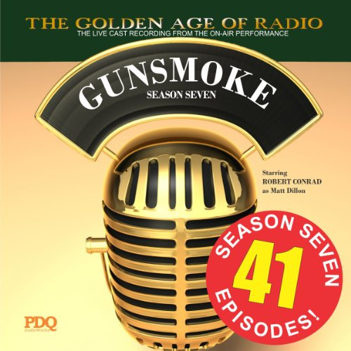 Gunsmoke audiobook cover art