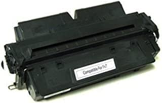 WORLDS OF CARTRIDGES Compatible Toner Cartridge Replacement for Canon 7621A001AA (FX7) / H11-6471 (Black) for Use in FAX L2000 & Canofax L500 & Laser Class 710/720 / 730