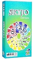 Magilano SKYJO, unterhaltsame Kartenspiel für Jung und Alt spaßige und amüsante Spieleabende im Freundes- und Familienkreis.