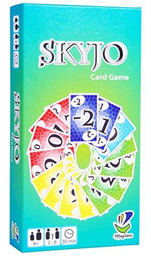 SKYJO, de Magilano - Le tout nouveau jeu de cartes pour les