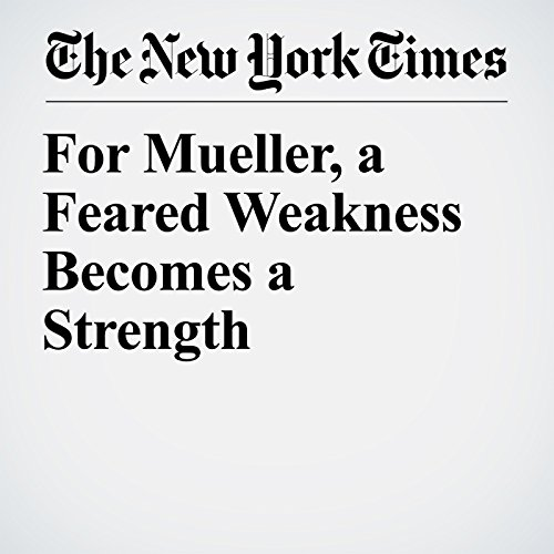 For Mueller, a Feared Weakness Becomes a Strength copertina