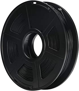 Anycubic PETG 3D Printer Filament, 1.75mm Dimensional Accuracy +/- 0.02mm for FDM 3D Printer and 3D Pen, 500G Spool (Black)