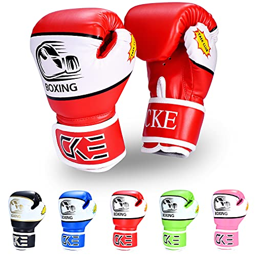 CKE Kinder-Boxhandschuhe für Kinder,...