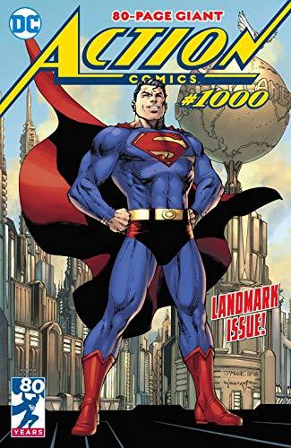 Action Comics (2016-) #1000 (English Edition)