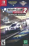 Gear Club Unlimited 2 - Tracks Edition (NSW) - Nintendo Switch