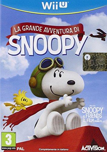 Activision Snoopys Grand Adventure, WiiU - videogames (WiiU, Wii U, Fysieke media, Platform, Gedrag Interactief, RP (Rating Pending), ITA)