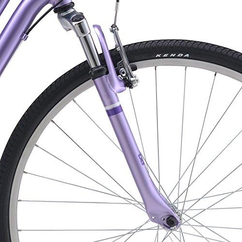 Diamondback Bicycles Vital 2, Women's Complete Hybrid Bike
