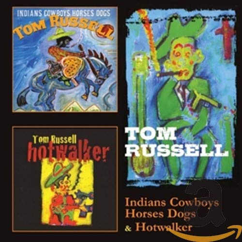 Indians Cowboys Horses Dogs/Hotwalker