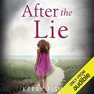 After the Lie audiobook cover art