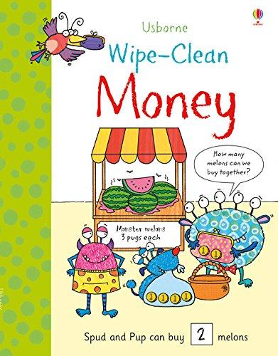 Bingham, J: Wipe-Clean Money (Wipe-clean Books)