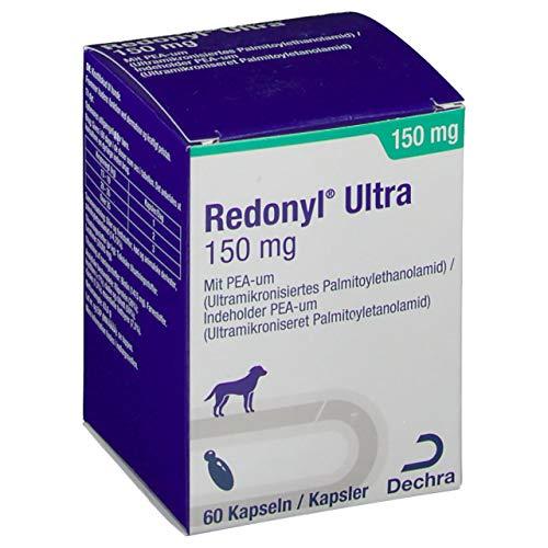 60 Kapseln Redonyl Ultra 150 mg, Hunde ab 12 kg, 60 Kapseln 150 mg PEA-um