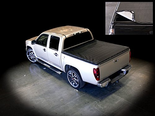 HS Power Snap-On Tonneau Cover 05-15 for Toyota Tacoma Regular/Access/Double Cab 6' Long Bed