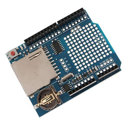 Gazechimp XD 204 Data Logger Modul Zur Datenerfassung Für Die Arduino UNO SD