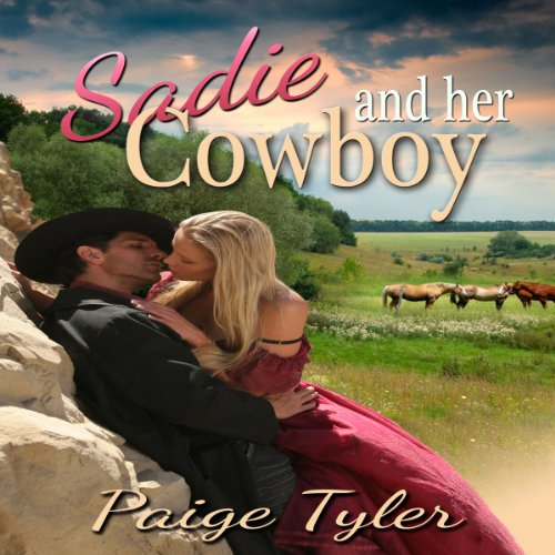 Sadie and Her Cowboy audiobook cover art