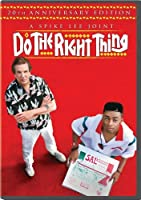 Do the Right Thing [Import USA Zone 1]