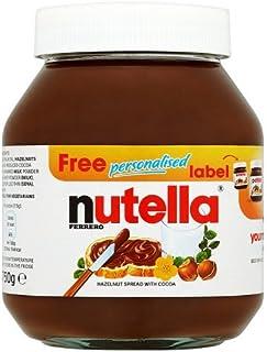 Nutella Hazelnut Cocoa Spread 750 GMS