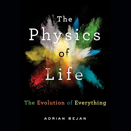 The Physics of Life audiobook cover art