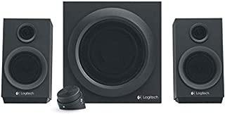 Logitech 罗技 蓝牙扬声器系统 功率80 Watt 带低音炮 黑色 黑色