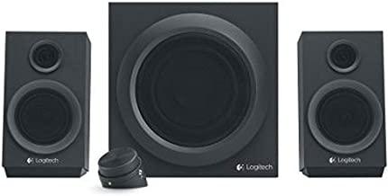 Logitech Z333 - Sistema de Altavoces Multimedia, Negro