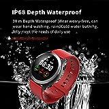 Zoom IMG-1 smartwatch contapassi cardiofrequenzimetro monitoraggio del